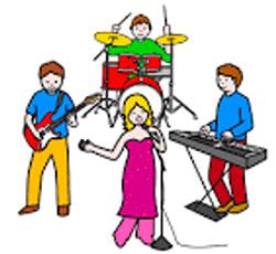 Un concierto benéfico de música